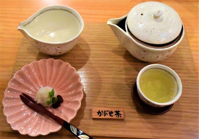 パフェにランチ、お茶の葉をとことん楽しめる「桑名園」