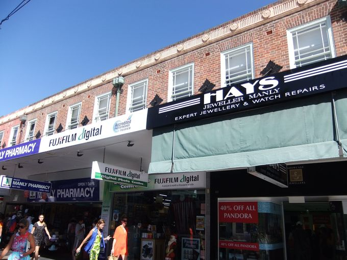 素敵な雰囲気のお店がたくさん!