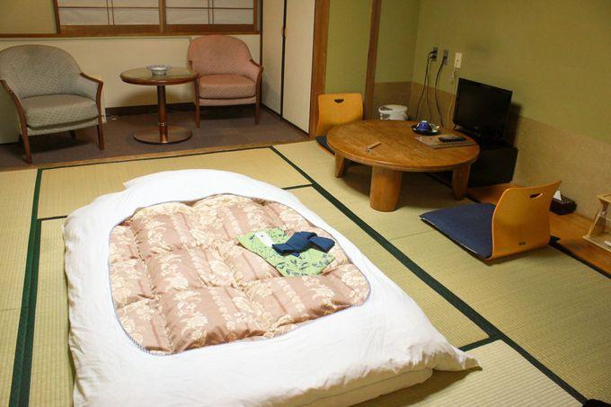 ほっと落ち着く和室のお部屋