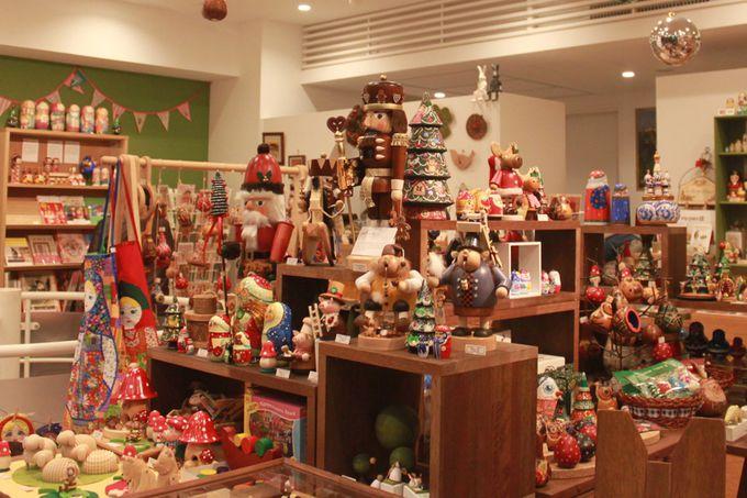 珍しい国内外の工芸品がたくさん!展覧会やワークショップも