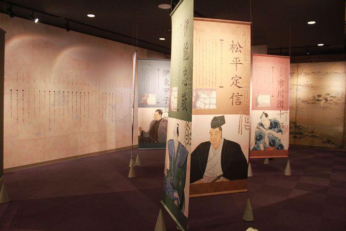 江戸時代へのプロローグ!導入展示室で深川ゆかりの人物と歴史を学ぶ