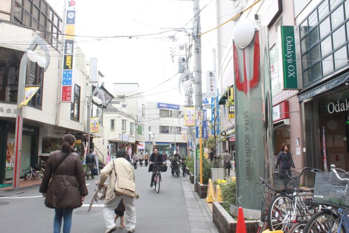 ウルトラな街に生まれ変わった祖師ヶ谷大蔵駅3つの商店街!