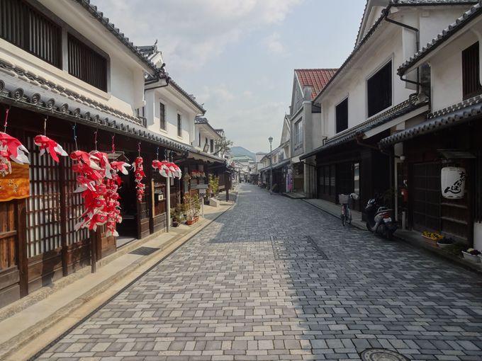 柳井市のマスコット、金魚ちょうちん