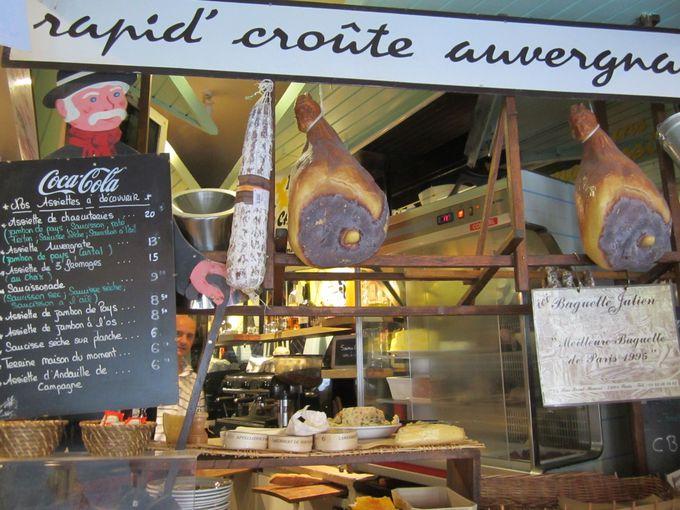 老舗の絶品サンドイッチ「ル・プティ・ヴァンドーム(Le Petit Vendôme)」