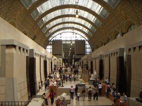 日本人に大人気!印象派の名作が揃うパリのオルセー美術館へ