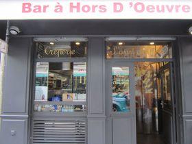 本格フレンチをパリのタパスバー「ラヴァン・コントワール」で味わう