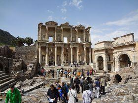 世界最古の看板は売春宿?!トルコにあるギリシャ文明最大の遺跡