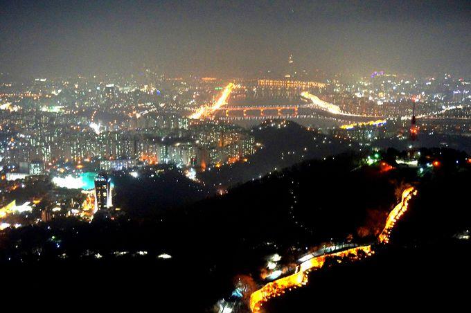地上479mから眺めるソウルは圧巻!晴れた日には北朝鮮まで望めます!