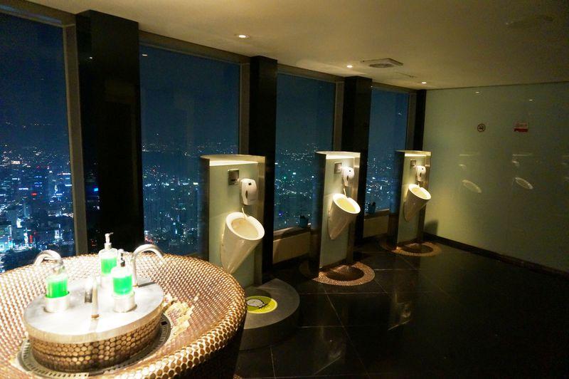 空に浮かぶトイレ?地上479m「Nソウルタワー」の楽しみ方!