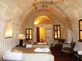 絶対泊まりたい!トルコ憧れの洞窟ホテル「テメニ・エヴィ」