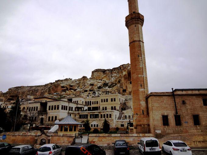 洞窟ホテルってトルコのどこにあるの?どうやって作るの?