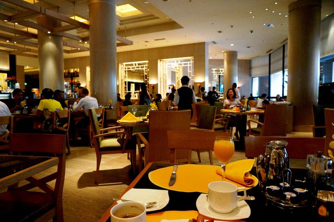 朝食は是非ホテルで!南国料理も中華料理もどっちも好きだなけどうぞ!
