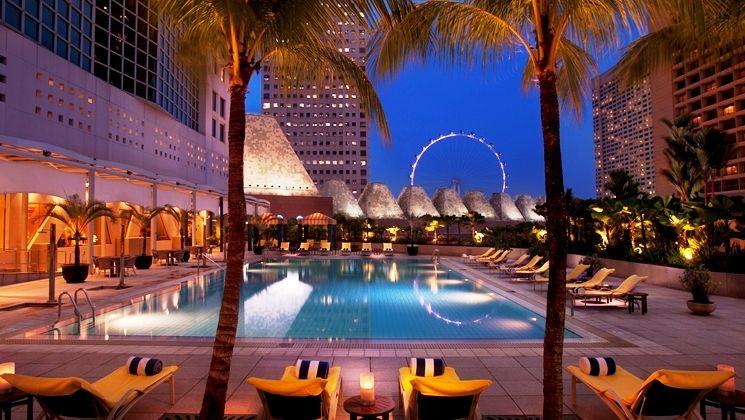 4.コンラッド センテニアル シンガポール