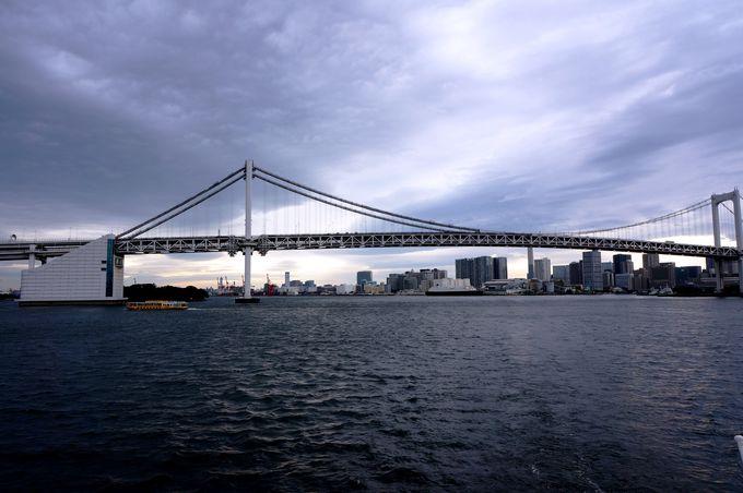 360度大パノラマで東京の景色を堪能!