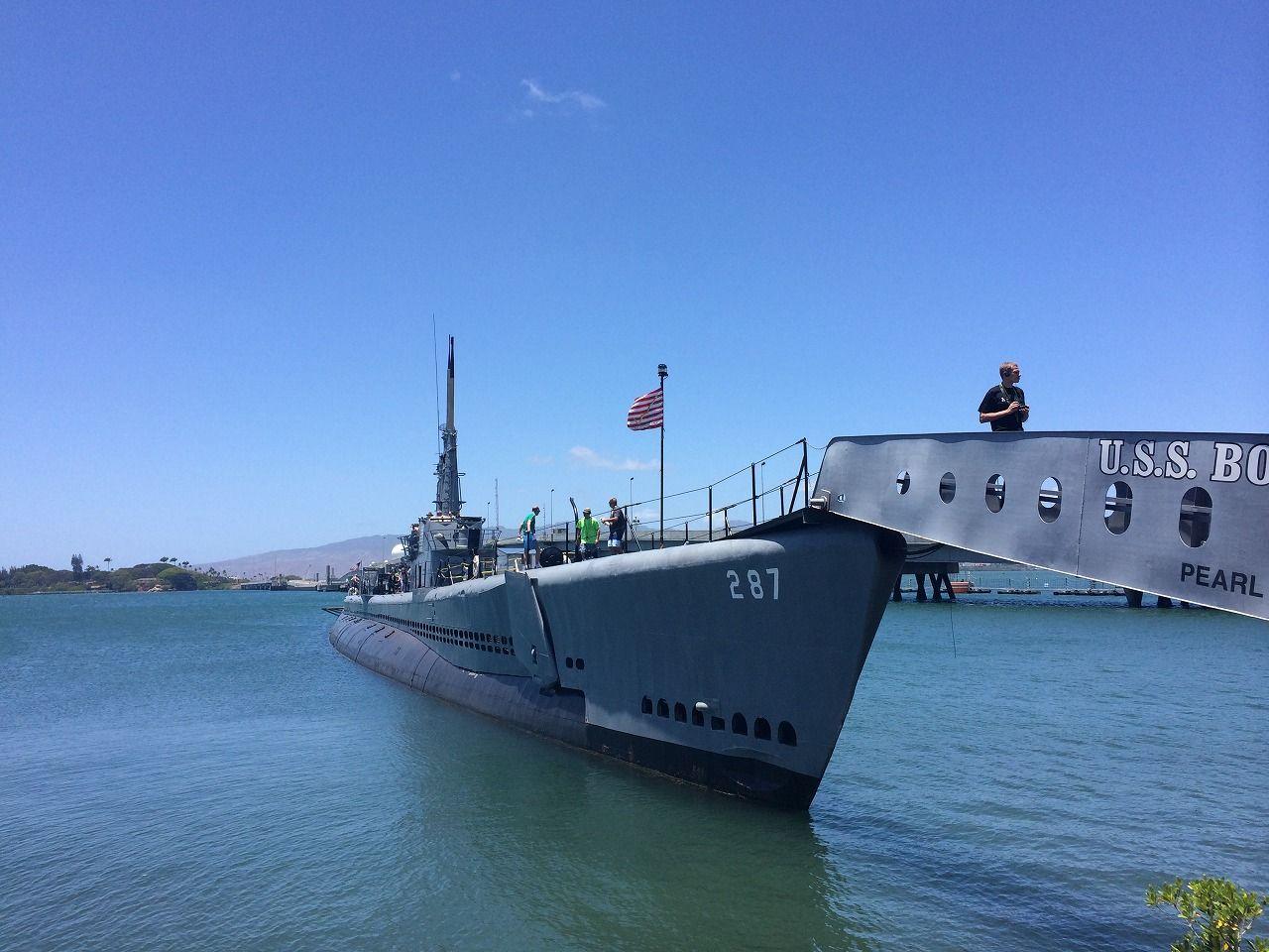 潜水艦ボウフィン