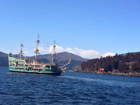 箱根・芦ノ湖1周ジョギング!ゴールでは富士山がお出迎え!