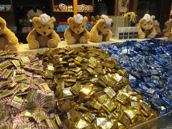 由緒あるチョコレートブランド「ギラデリ」へ