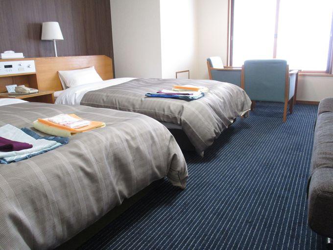 洗練された居心地の良さ「ホテル千秋閣」