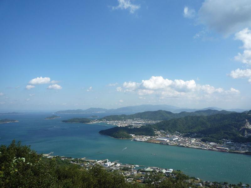源平合戦の古戦場を見晴らす展望台も!香川県「屋島」へ