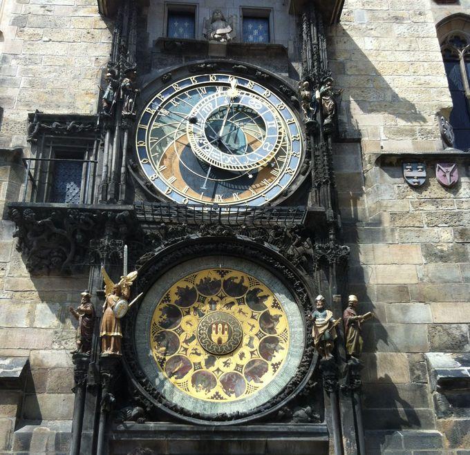 4.天体時計