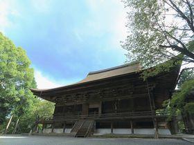 国宝・重文がズラリ。近江大津京ゆかりの名刹・三井寺