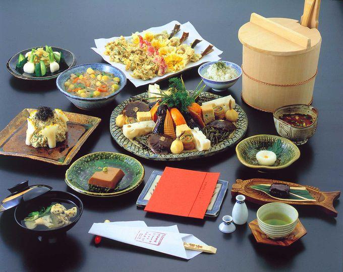 中国の精進料理「普茶料理」を体験
