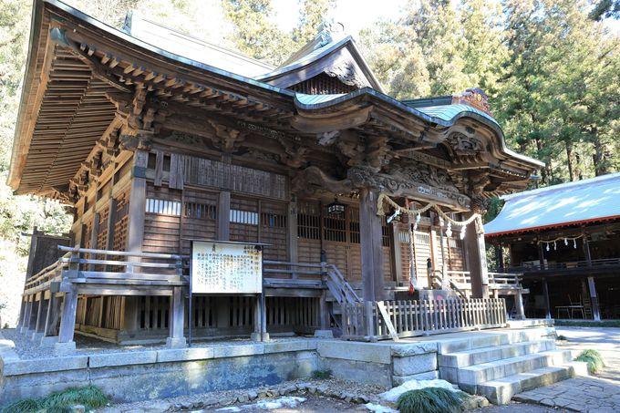 与瀬神社(よせじんじゃ)から始まる登山道