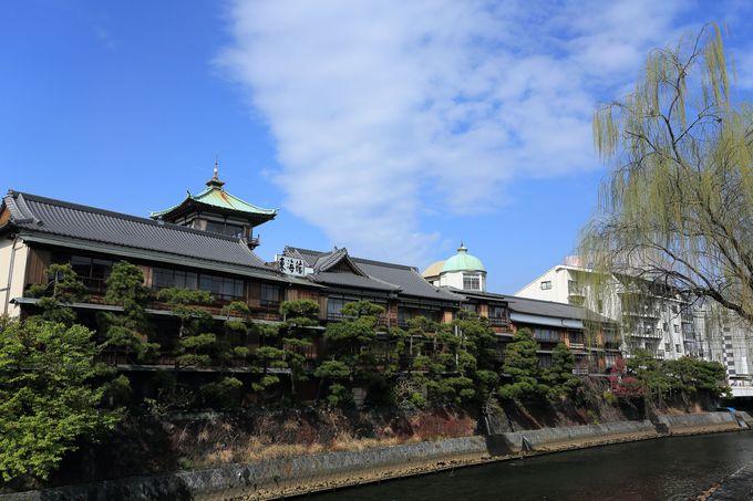 木造3階建ての「東海館」で昭和初期の温泉旅館風情を満喫