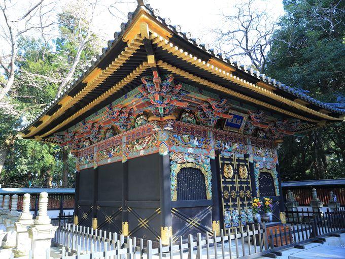 桃山文化の絢爛豪華な装飾の「瑞鳳殿」