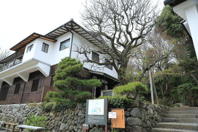 松永記念館は一般向けに開放された美術館!