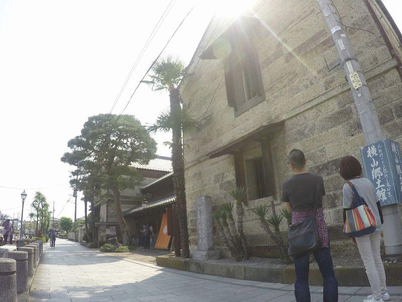 蔵の街・栃木で遊覧船と史跡散策!大人気グルメも堪能