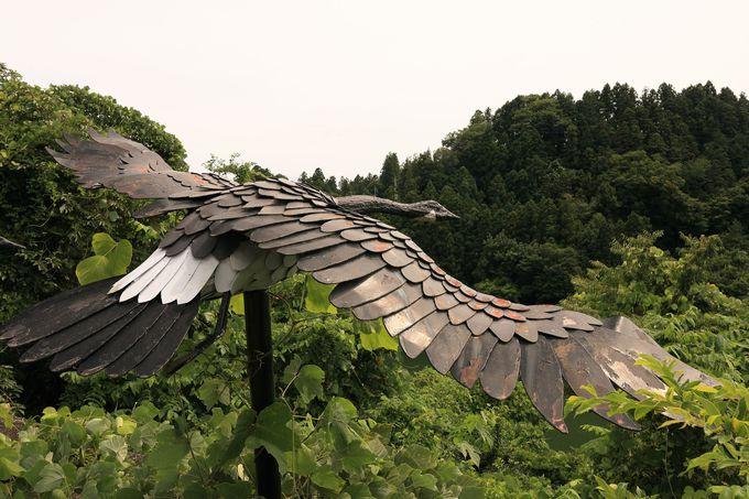 日本を代表する芸術の街「藤野」