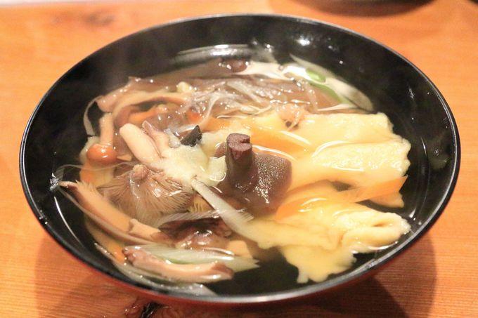 珍しい「きのこ柳川」からみちのくの汁物「ひっつみ」まで動画でも紹介