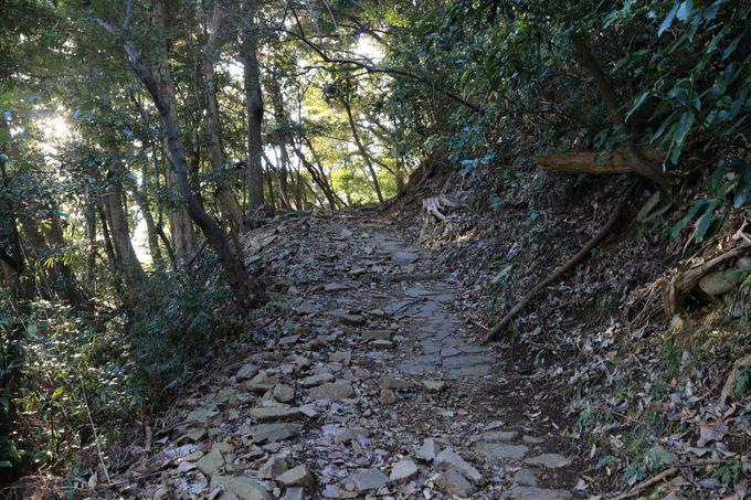 江戸時代前の「鎌倉古道」をその足でたどる