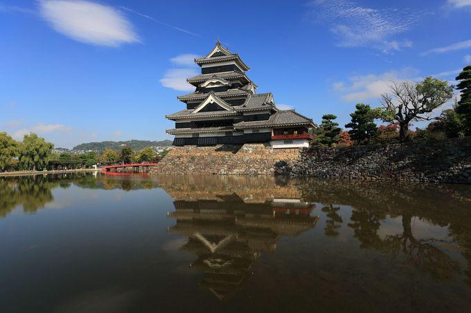 国宝松本城も至近!観光拠点として最適な立地が最大の魅力!?