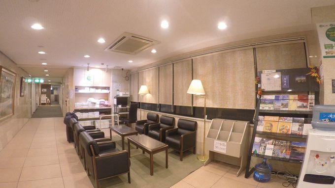 「松本ツーリストホテル」10の魅力【1】駐車場【2】活性磁化水