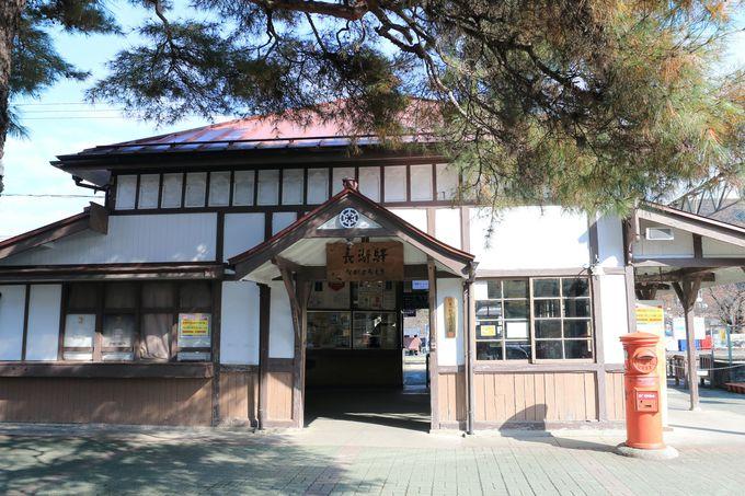 長瀞駅周辺は風情たっぷり!旧新井家住宅も必見!