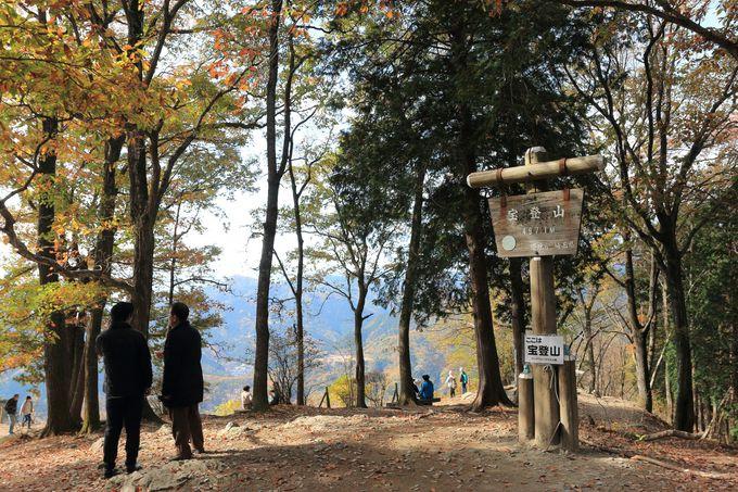 低山ながら眺望がよい宝登山!秩父三大神社「宝登山神社奥宮」にも立ち寄りたい