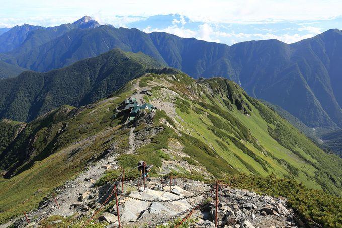 富士山に一番近い山「北岳」!3000m級の山々の眺望は必見!