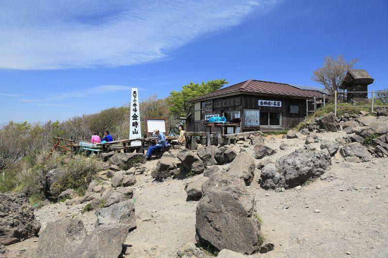 秀峰・金時山は、誰でも登れる身近な山!山頂からは絶景富士山も