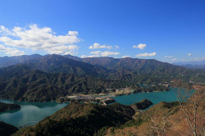 高取山山頂は360°の大展望!