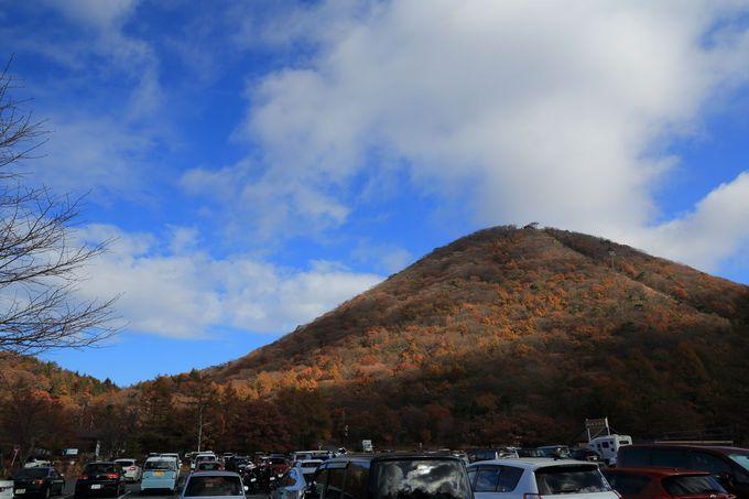 榛名高原に広がる紅葉美!榛名富士を眺めて秋を堪能
