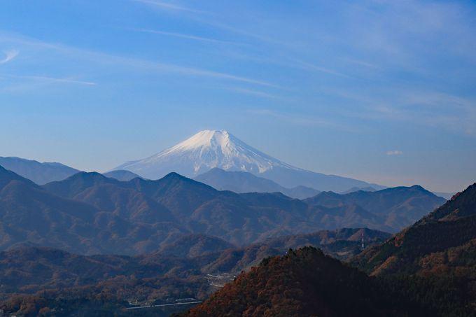 オッパイまでにいっぱいの富士山!手軽に楽しむ山梨・要害山ハイキング