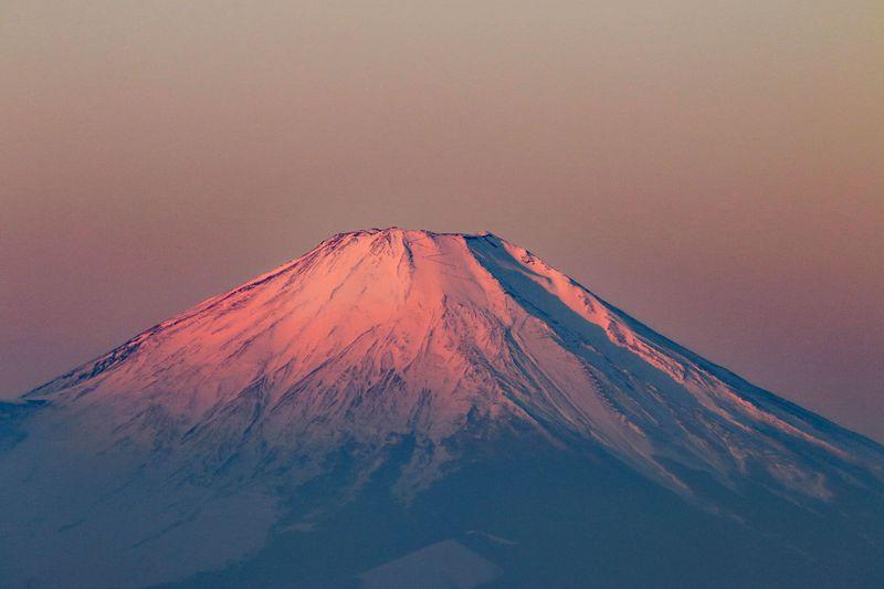 富士山と初日の出が楽しめる雄大な二年詣り!神奈川・大山阿夫利神社