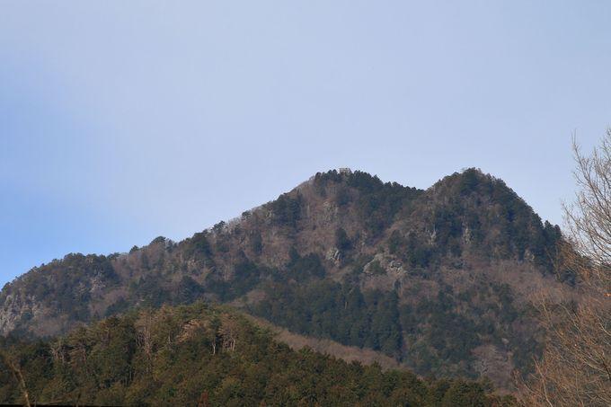 日本百低山の「古賀志山」は他山との総称