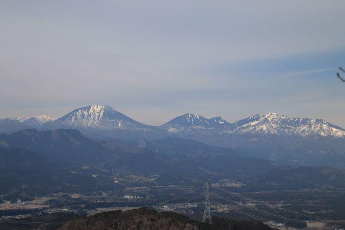 御嶽山山頂は日光連山などの大パノラマが!