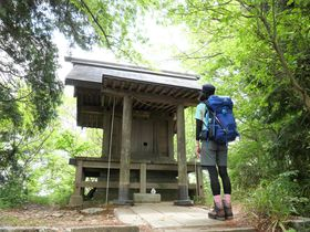 奇岩や巨石も!霊験あらたか山岳信仰「茨城加波山」ハイキング