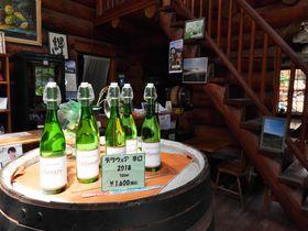 ワインの故郷山梨!自家農園で醸造する「敷島ワイナリー」見学