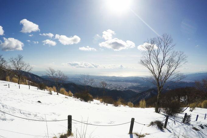 山頂へは大晦日に到着しよう