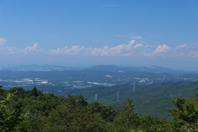 中部地方の高尾山と称される「猿投山」